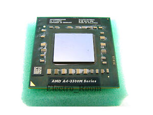 AMD-AM3300DDX23GX-A4-Series-A4-3300M-1900MHz-CPU-Processor-Mobile-HP-Pavilion-G4