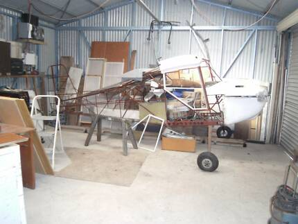 LIGHT AIRCRAFT BUILD YOUR OWN WINGS AND FLY WITH THE BIRDS