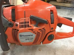 Husqvarna 576xp chain saw