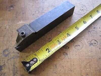 Iscar Sandvik Eghr 164 Lathe Cut Off Grooving Insert Tool Holder 1 Shaft