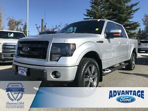 2013 Ford F-150 FX4 Heated / Cooled Seats - Remote Keyless Entry