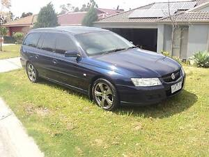 2005 Holden Commodore Wagon ACLAIM Roxburgh Park Hume Area Preview