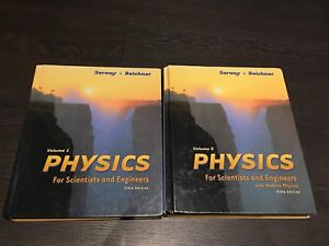 Physics For Scientists and Engineers - Serway and Beichner