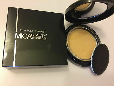 Makeup Mineral Pressed Powder Foundation Best Mica Beauty #MFP3 Toffee