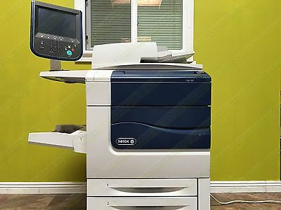 Xerox Color 550 Digital Production Laser Printer Copier Scanner 55ppm 560 570