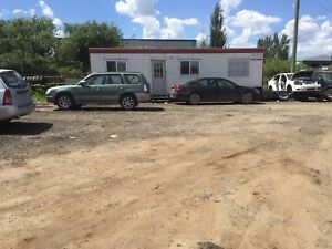 Trailer office for sale