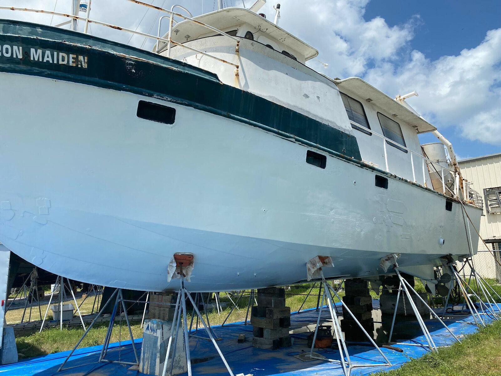 Vinette 46 Vessel Yacht Boat