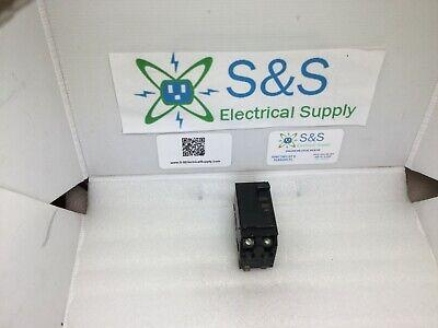Square D Qo260 Circuit Breaker Plug-in 60 Amp 2 Pole 120240 Vac Flawed