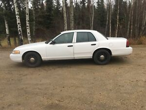 2009 crown Victoria police intercepter phone calls only
