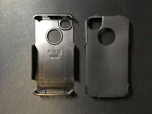 Otterbox Commuter Series Black iPhone 4/4S