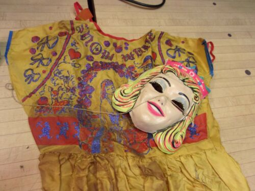 Vintage Snow White Halloween Costume w/box