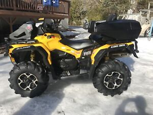 2014 Can Am Outlander 800Max