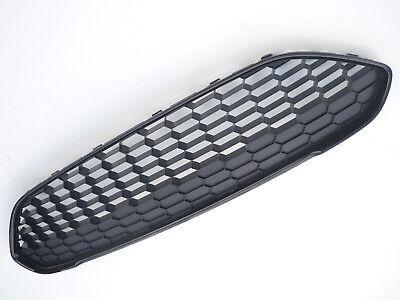 Badgeless honeycomb mesh grill for Ford Fiesta Zetec S mk7 mk7.5 2013+