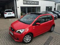 Seat Mii ESP+Panoramaschiebedach+PDC+Tempomat+NSW+ZV