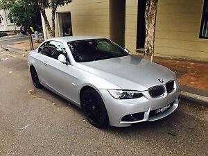 BMW E93 335i Redfern Inner Sydney Preview