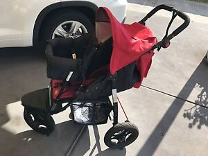 Mother choice double pram Gladstone Park Hume Area Preview