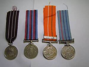 genuine indian military full size war medals. $20.00 each. Orelia Kwinana Area Preview