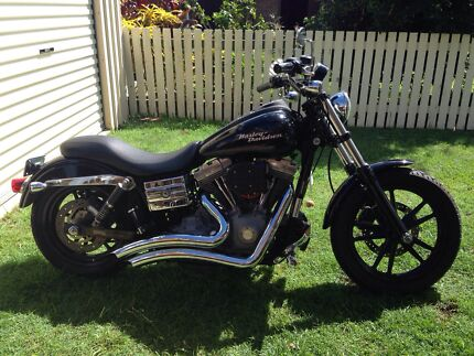 07 superglide  Banksia Beach Caboolture Area Preview