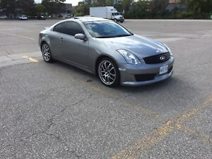 2006 G35 Coupe 6MT