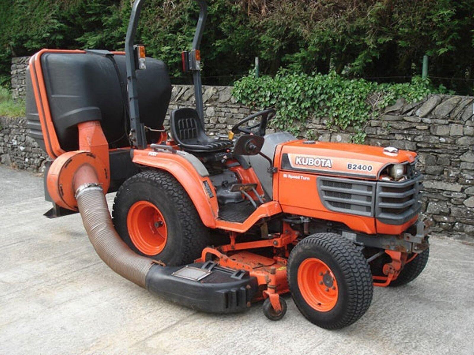 Kubota Tractor Service Manual B 2400 Car Owners B1700 Wiring Diagram B2100 B2400 Tractors Workshop Eur 8 45 Rh Picclick Fr L3450 Diagrams