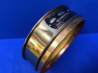 Fisher Scientific No. 70 Usa Standard Testing Sieve 8 212um 0.0083