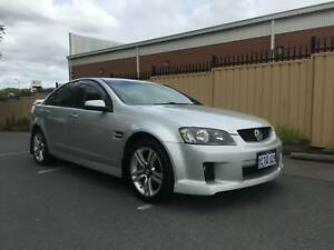2009 Holden Commodore SV6 Automatic Sedan St James Victoria Park Area Preview