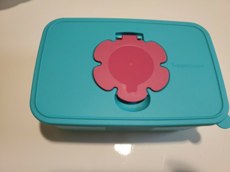 Tuppercare Tall Baby Wipes Case /Deep.tupperware wipe case