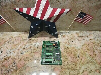 Autocon Board T4204511 B Res 0495 T4204513 A Tree J 425 Cnc Vertical Mill