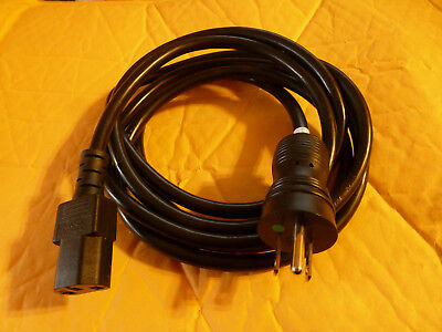 Gel-Warmer-Thermasonic-Ultrasound-Hospital AC-20H AC POWER CORD, used for sale  Shipping to Canada
