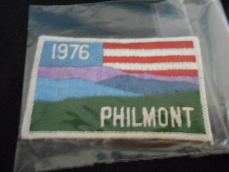 Philmont 1976 US Bicentennial Pocket Patch