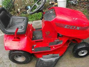 COX RIDE ON MOWER ONLY DONE 190 HOURS FULLY SERVICED Blackstone Ipswich City Preview