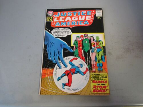 Justice League of America #14 Comic Book 1962