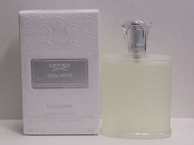 Creed Royal Water By Creed For Men 4 Oz Millesime Spray New In Box