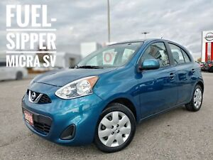 2015 Nissan Micra SV SV w Remote Start FREE Delivery