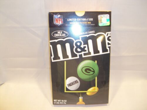Green Bay Packers NFL Limited Edition M&M