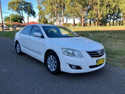 2007 Toyota Aurion Prodigy Sedan Automatic 7Months Rego Liverpool Liverpool Area Preview