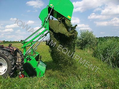 Flail Collection Mower Peruzzo Panther 1800 72 Cut 64cu Caphi-lift Dump