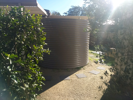 Genuine BlueScope Steel 8000L Water Tank Mollymook Shoalhaven Area Preview