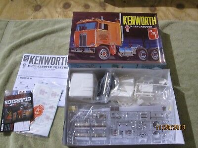 ERTL AMT Kenworth Aerodyne Cabover Tractor 1/25 Model Truck Kit 687/06 for sale  Shipping to Canada