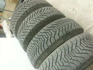 185/70/14 Tire Bundle. Used on 2001 Honda Civic