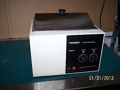 Precision Scientific Water Bath Model 183 Catalog 66551