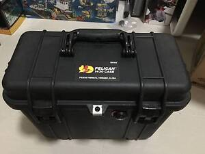 Pelican top Loader 1430 Case with Photo Divider Set Bass Hill Bankstown Area Preview