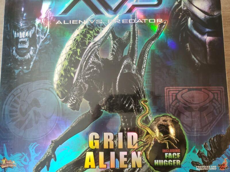 Grid Alien Hot Toys MMS 28 Alien Warrior