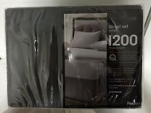 1200 Thread Count QUEEN Sheet Set BRAND NEW RRP $198 NOW SELLING $120 Wembley Downs Stirling Area Preview