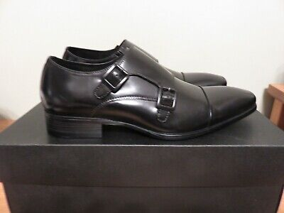 Kenneth Cole Regal Sole Shoes - Black - Size UK 6.5, EUR 40.5 - NEW in Box