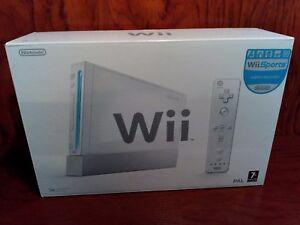 Consola-Nintendo-Wii-Blanca-con-Mando-En-Caja-PAL-Espana