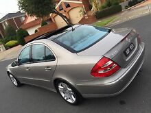2005 Mercedes E500 Glass roof REGO RWC Lalor Whittlesea Area Preview