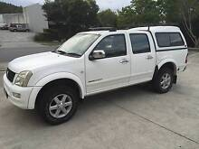 HOLDEN RODEO DUAL C AB 4WD SAME DAY APROVAL TRADIE READY Ascot Brisbane North East Preview