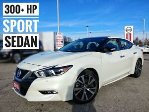 2018 Nissan Maxima SL Navi Sunroof Leather Seats  FREE Delivery