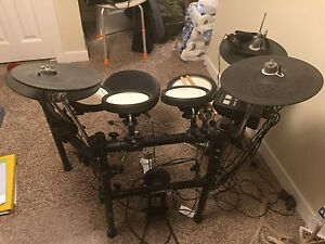 Dtx electronic drum 2013